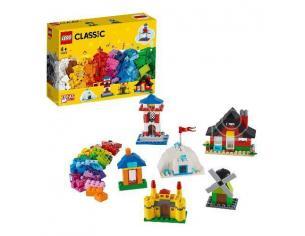 LEGO CLASSIC 11008 SET MATTONCINI E CASE