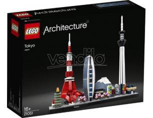 LEGO ARCHITECTURE 21051 - SET COSTRUZIONI TOKYO