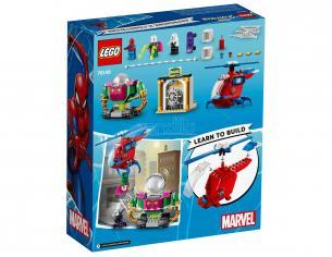 LEGO MARVEL 76149 - SPIDER-MAN: LA MINACCIA DI MYSTERIO