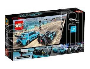 LEGO SPEED 76898 FORMULA E JAGUAR RACING GEN2 E JAGUAR I-PACE
