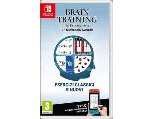 BRAIN TRAINING DEL DR. KAWASHIMA CASUAL GAME - NINTENDO SWITCH
