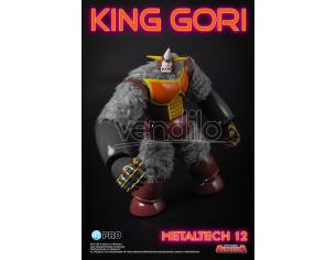High Dream Metallotech 12 - Grendizer King Gori Action Figure