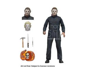 NECA HALLOWEEN 2 ULTIMATE MICHAEL MYERS AF ACTION FIGURE