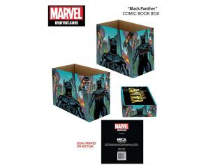 NECA MARVEL PANTHER NATION COMIC BOOK BOX ACCESSORI