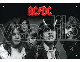 AQUARIUS ENT AC-DC HIGHWAY TO HELL TIN SIGN INSEGNA