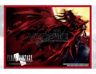 SQUARE ENIX FFTCG DIRGE OF CERBERUS SLEEVES ACCESSORI GIOCO DA TAVOLO