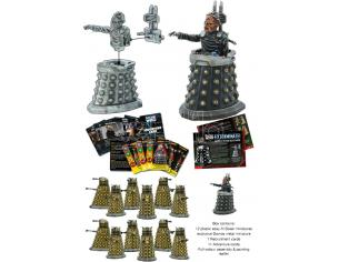 WARLORD GAMES DOCTOR WHO DAVROS & THE NEW DALEK EMPIRE WARGAME