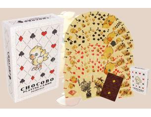 SQUARE ENIX FF CHOCOBO PLAYING CARDS CARTE DA GIOCO