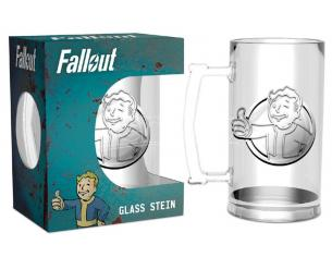 GB EYE FALLOUT VAULT BOY GLASS STEIN BOCCALE