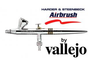 VALLEJO H & S AIRBRUSH EVOLUTION TWO IN ONE Aerografo