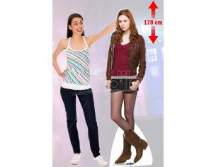 STAR DOCTOR WHO AMY POND CUTOUT Sagomato Lifesize