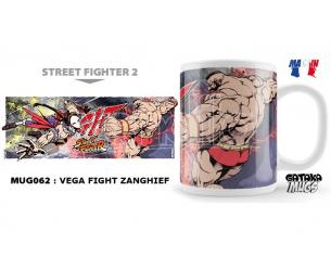 Unekorn Street Fighter Vega Fight Zanghief Tazza