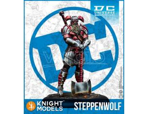 KNIGHT MODELS DCUMG STEPPENWOLF & PARADEMONS WARGAME