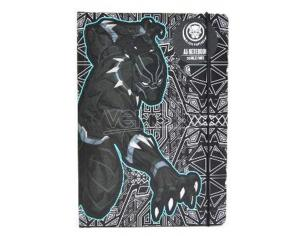 HMB MARVEL BLACK PANTHER A5 NOTEBOOK TACCUINO