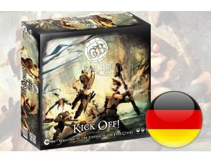 STEAMFORGED GAMES GUILD BALL - KICK OFF - GERMAN GIOCO DA TAVOLO