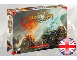 DO NOT PANIC GAMES DRAKERYS STARTER SET ENGLISH WARGAME