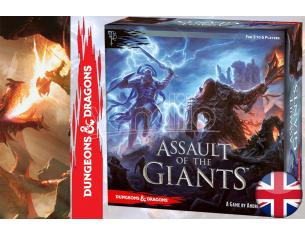 WIZKIDS D&D ASSAULT OF THE GIANTS GIOCO DA TAVOLO