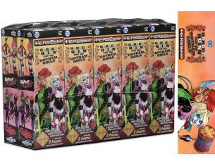 Wizbambino Dchc H.quinn & Gotham Girls Boost. Brick Gioco Da Tavolo