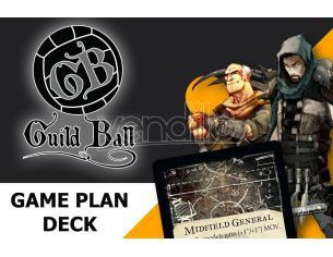 STEAMFORGED GAMES GUILD BALL GAME PLAN DECK GIOCO DA TAVOLO