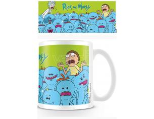 PYRAMID INTERNATIONAL RICK AND MORTY MR. MEESEEKS MUG TAZZA