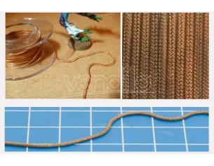 GF9-BATTLEFRONT HOBBY ROUND - SNAKE CHAIN (1.5mm) ACCESSORI