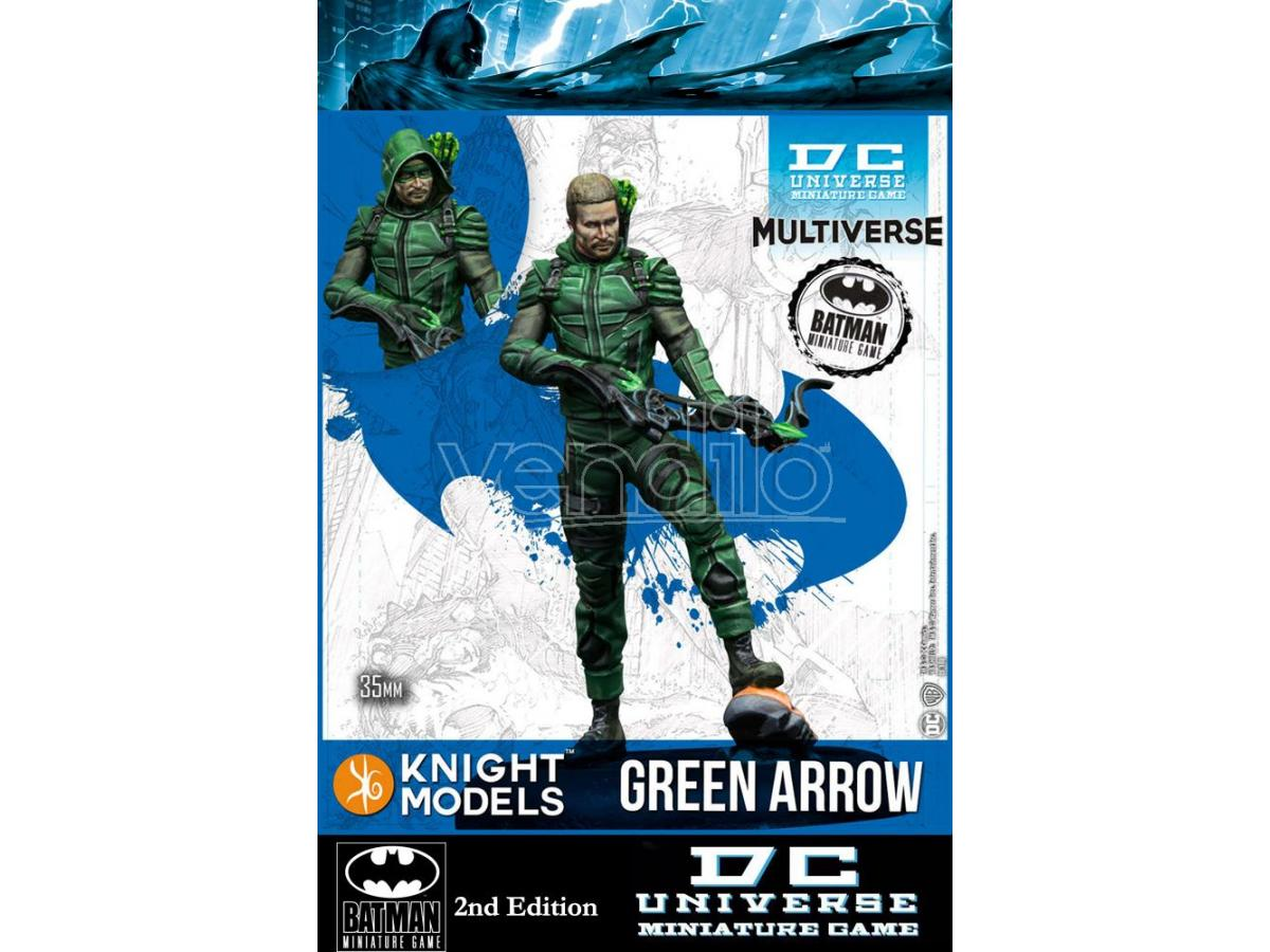 KNIGHT MODELS BMG DCUMG GREEN ARROW TV SHOW WARGAME