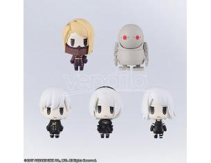 SQUARE ENIX NIER AUTOMATA MINI TRADING ARTS BOX SET MINI FIGURA