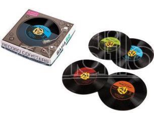 GAMAGO 45 RECORD COASTERS SOTTOBICCHIERI