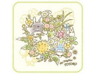 Benelic Totoro Spring Bouquet Mini Asciugamano Asciugamano
