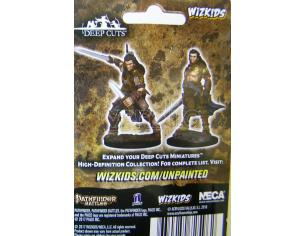WIZKIDS PATHFINDER DCUM HUMAN MALE FIGHTER GIOCO DI RUOLO
