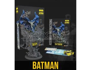 KNIGHT MODELS BMG DCU BATMAN MULTIVERSE WARGAME