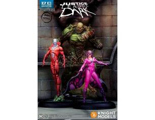 KNIGHT MODELS BMG DCUMG JUSTICE LEAGUE DARK WARGAME