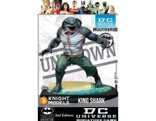 KNIGHT MODELS BMG DCUMG KING SHARK (TV SHOW) WARGAME