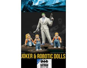 KNIGHT MODELS BMG JOKER AND ROBOTIC DOLLS WARGAME