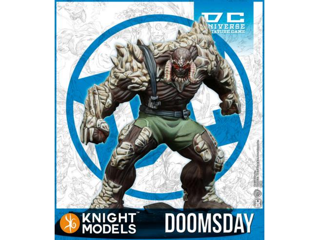 KNIGHT MODELS DCUMG DOOMSDAY WARGAME