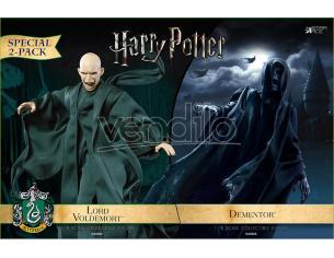 Star Ace Harry Potter Dissennatore + Voldemort 1/8 Af 2pck Action Figure