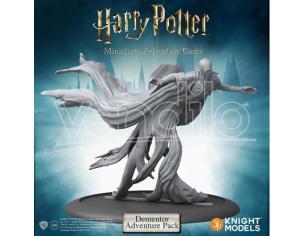 Harry Potter Knight Models Dissennatore Adventure Pack Gioco Da Tavolo