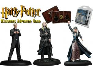 KNIGHT MODELS HARRY POTTER MALFOY FAMILY GIOCO DA TAVOLO