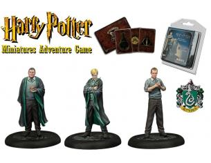 KNIGHT MODELS HPMAG SLYTHERIN STUDENTS GIOCO DA TAVOLO