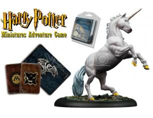 KNIGHT MODELS HPMAG UNICORN ADVENTURE PACK GIOCO DA TAVOLO