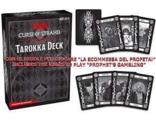 GF9-BATTLEFRONT D&D 5th Edition TAROTS TAROKKA DECK CARTE DA GIOCO