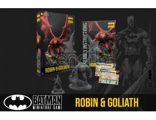 KNIGHT MODELS BMG ROBIN & GOLIATH WARGAME