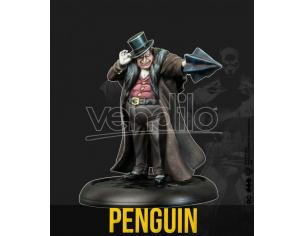 KNIGHT MODELS BMG THE PENGUIN CRIMELORD BAT BOX WARGAME
