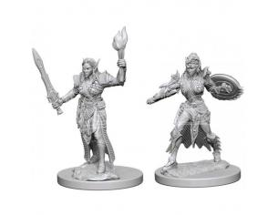WIZKIDS PATHFINDER DCUM ELF FEMALE FIGHTER GIOCO DI RUOLO