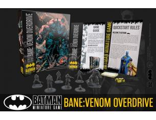 KNIGHT MODELS BMG BANE VENOM OVERDRIVE BAT BOX WARGAME