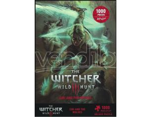 DARK HORSE THE WITCHER 3 WH CIRI&WOLVES PUZZLE PUZZLE