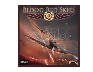 WARLORD GAMES BLOOD RED SKIES STARTER SET WARGAME
