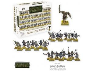 WARLORD GAMES WOE AZBAD'S ORC HORDE WARGAME