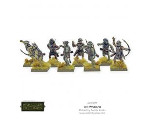 WARLORD GAMES WOE ORC WARBAND WARGAME