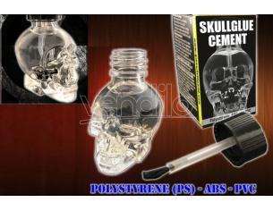 GSW SKULL PLASTIC CEMENT 15 ML PREMIUM ACCESSORI PER MODELLISMO
